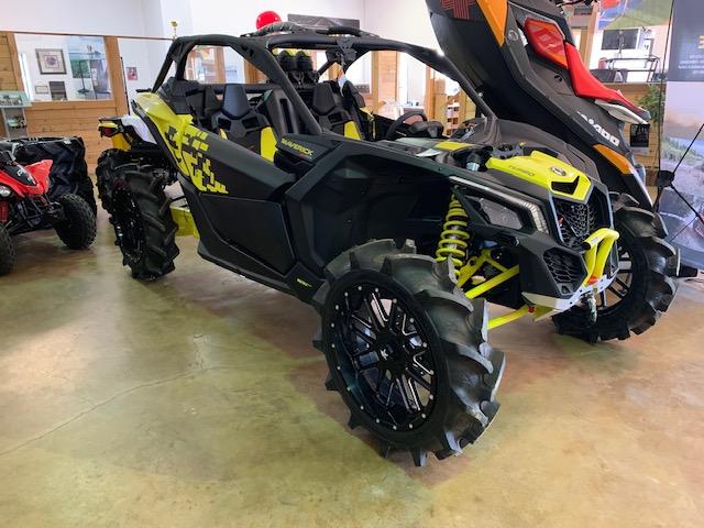 2019 Can-Am Maverick X3 XMR TURBO R X mr TURBO at Campers RV Center, Shreveport, LA 71129