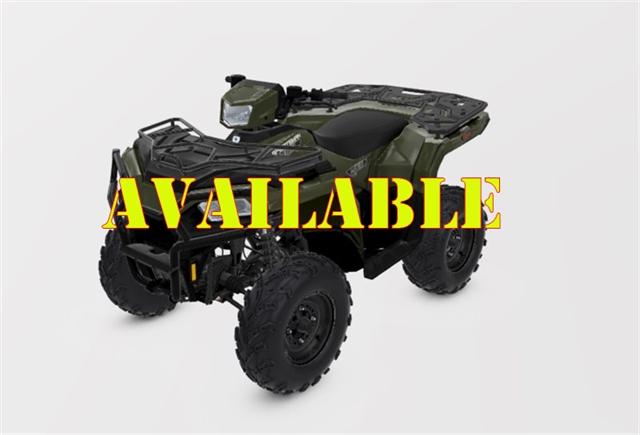 2021 Polaris Sportsman 450 H.O. Utility Edition at Extreme Powersports Inc