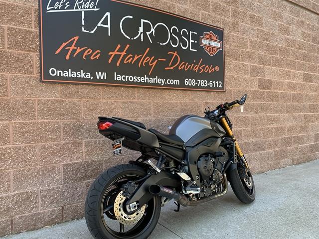 2012 Yamaha FZ 8 at La Crosse Area Harley-Davidson, Onalaska, WI 54650
