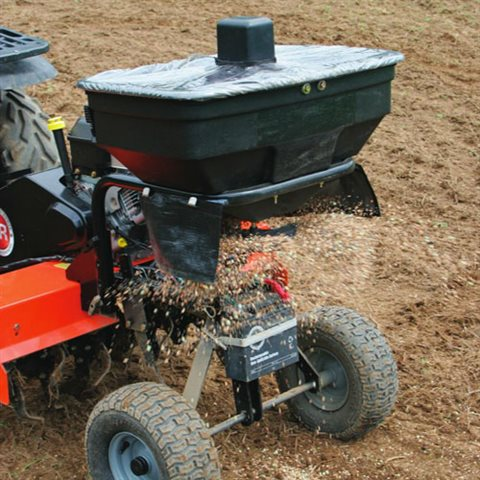 2017 DR Power Power Spreader Attachment for Roto-Hog Power Tiller at Harsh Outdoors, Eaton, CO 80615
