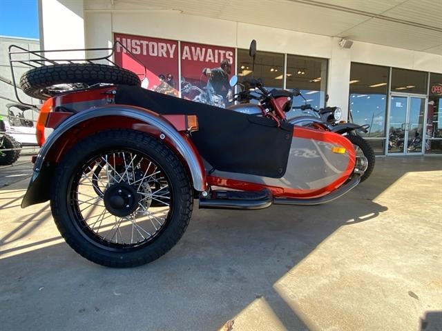 2021 Ural Motorcycles GEAR UP TERRACOTTAGREY METALL GEAR UP TERRACOTTA/GREY METALLIC at Youngblood RV & Powersports Springfield Missouri - Ozark MO