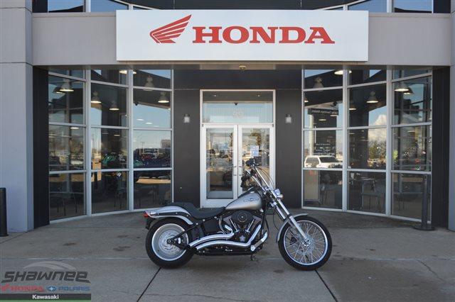 2008 Harley-Davidson Softail Night Train at Shawnee Honda Polaris Kawasaki