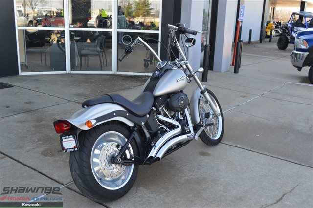 2008 Harley-Davidson Softail Night Train at Shawnee Honda Polaris Kawasaki