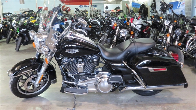 2018 Harley-Davidson Road King Base at Used Bikes Direct