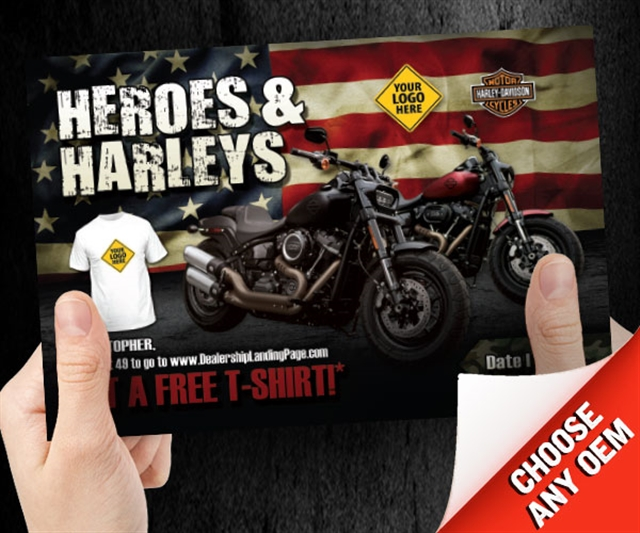 2019 Anytime Heroes & Harleys Event Powersports at PSM Marketing - Peachtree City, GA 30269