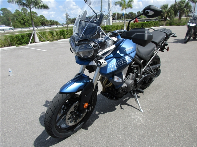 2019 Triumph TIGER 800 XRT at Stu's Motorcycles, Fort Myers, FL 33912