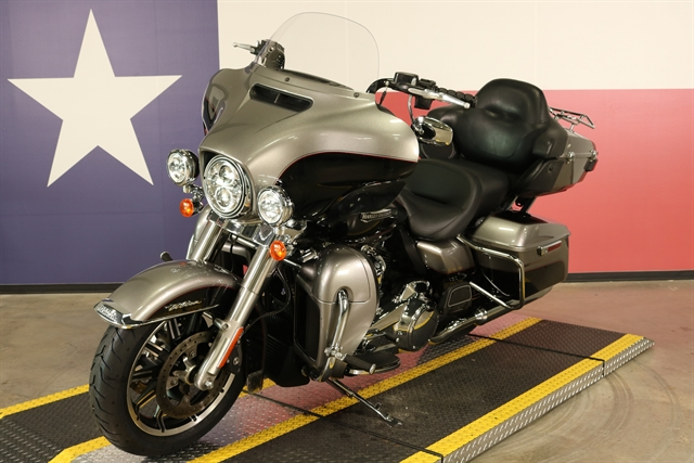 2017 Harley-Davidson Electra Glide Ultra Classic at Texas Harley