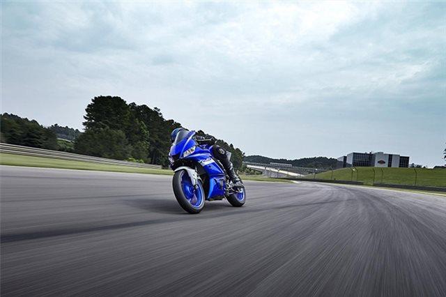 2020 Yamaha YZF R3 at Wild West Motoplex