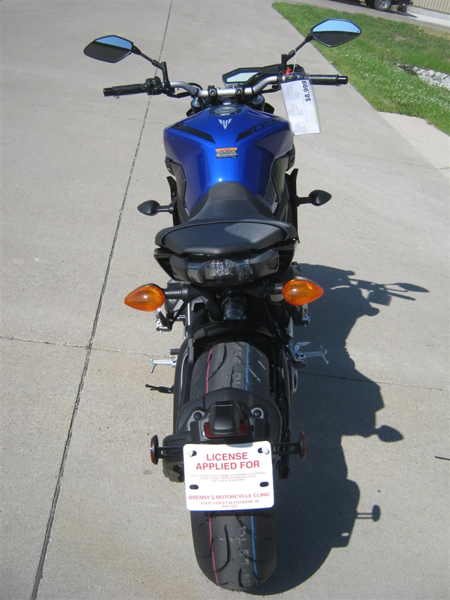 2019 Yamaha MT 09 at Brenny's Motorcycle Clinic, Bettendorf, IA 52722