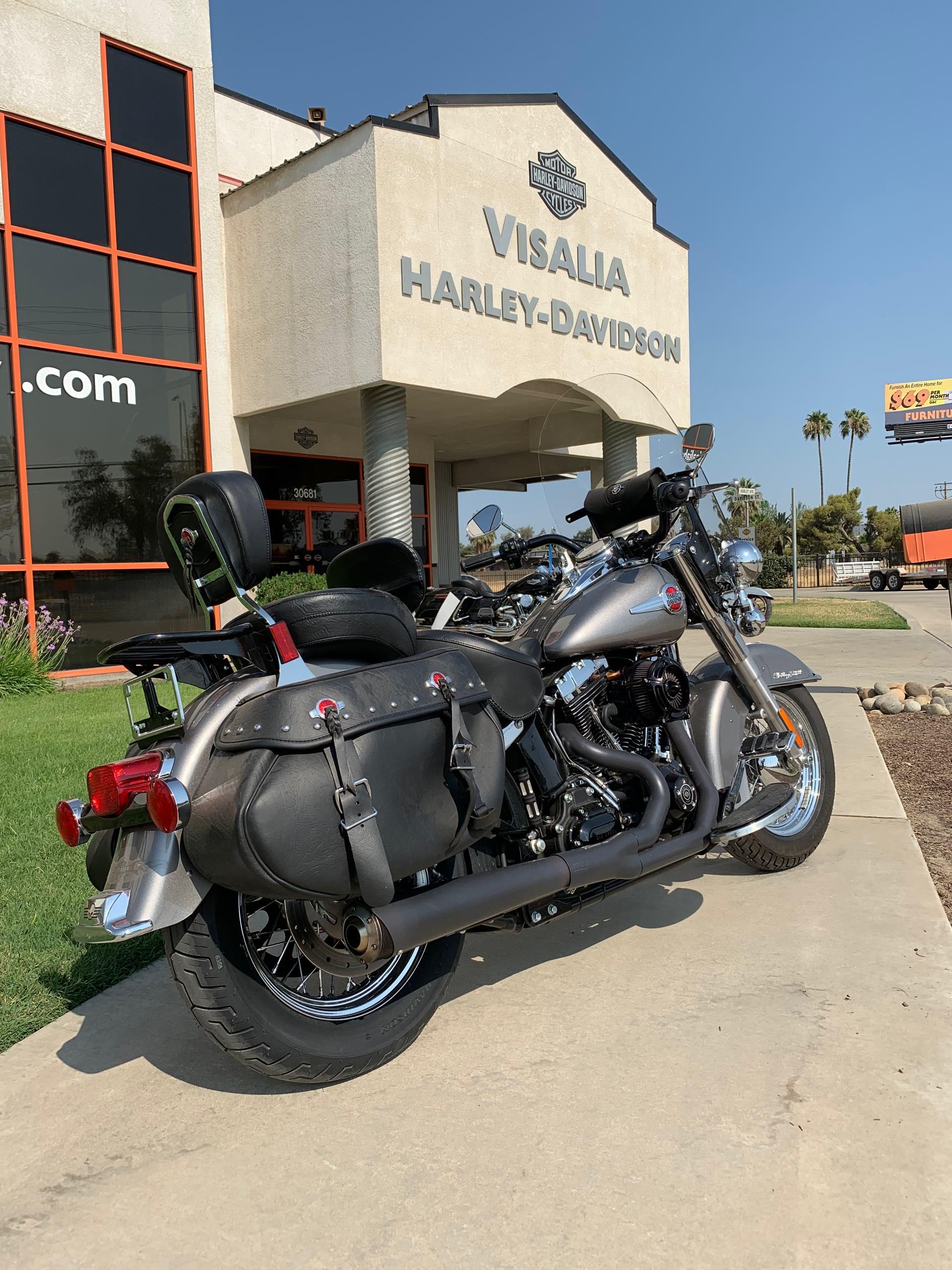 2016 Harley-Davidson Softail Heritage Softail Classic at Visalia Harley-Davidson