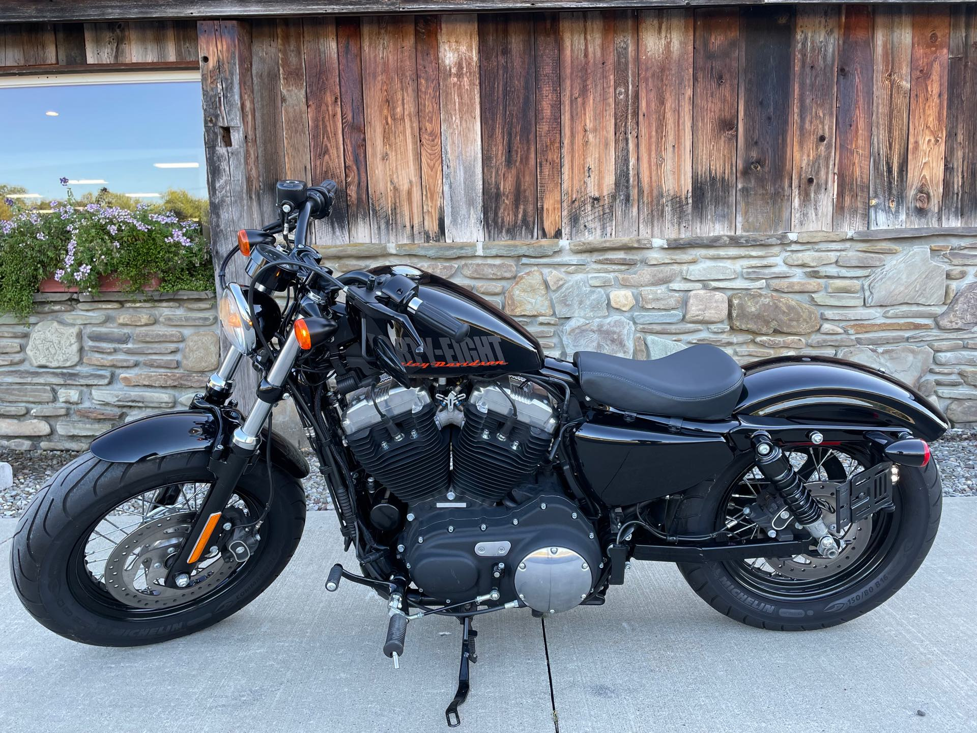 2014 Harley-Davidson Sportster Forty-Eight at Arkport Cycles