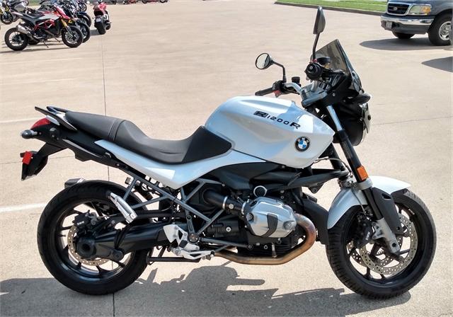 2014 BMW R 1200 R at Eurosport Cycle