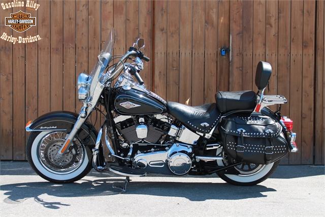 2012 Harley-Davidson Softail Heritage Softail Classic at Gasoline Alley Harley-Davidson of Kelowna