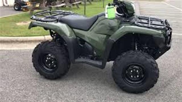 2019 Honda FourTrax Foreman Rubicon 4x4 EPS at Kent Powersports of Austin, Kyle, TX 78640