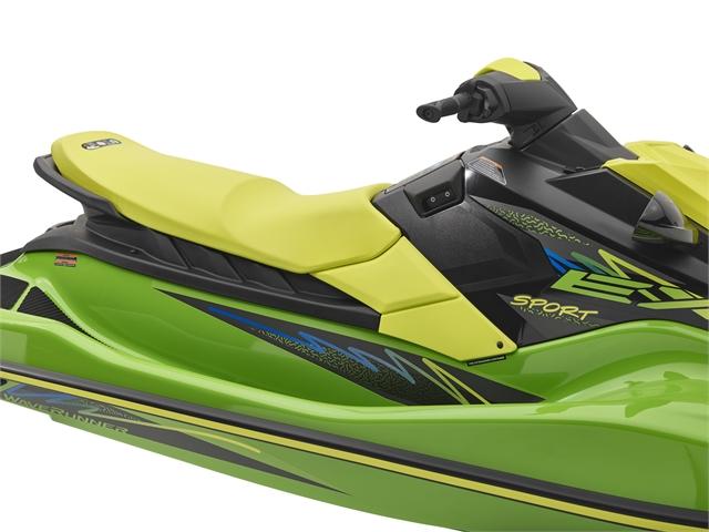 2021 Yamaha WaveRunner EX Sport at Lynnwood Motoplex, Lynnwood, WA 98037