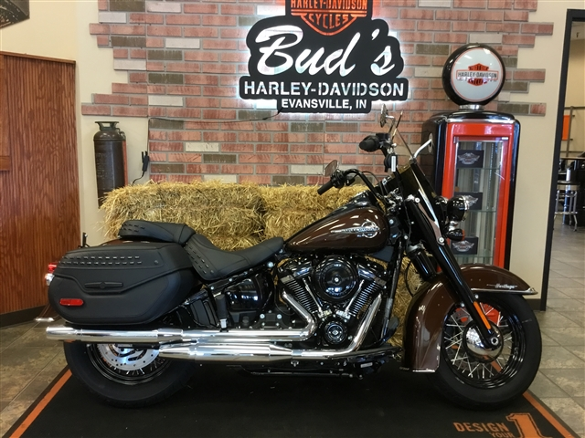 2019 Harley-Davidson FLHC HERITAGE SOFTAIL at Bud's Harley-Davidson, Evansville, IN 47715