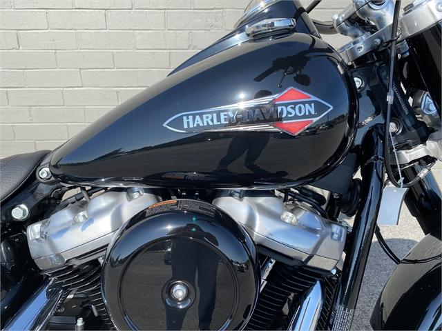 2021 Harley-Davidson Cruiser Softail Slim at cannonball harley-davidson
