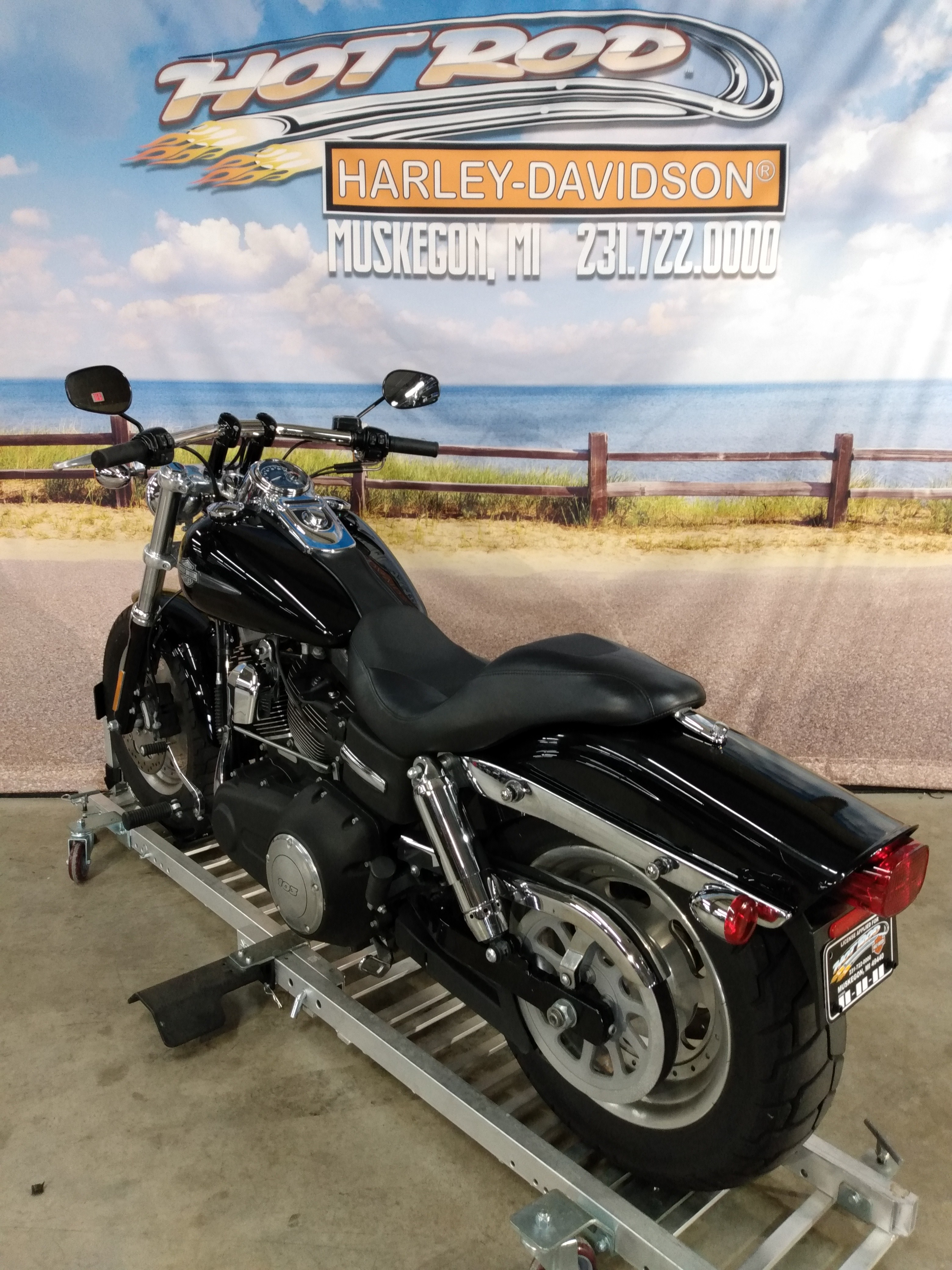 2012 Harley-Davidson Dyna Glide Fat Bob at Hot Rod Harley-Davidson
