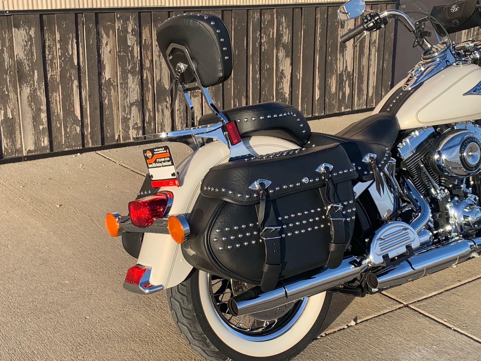 2015 Harley-Davidson Softail Heritage Softail Classic at Loess Hills Harley-Davidson
