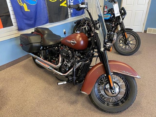2018 Harley-Davidson Softail Heritage Classic 114 at Carlton Harley-Davidson®