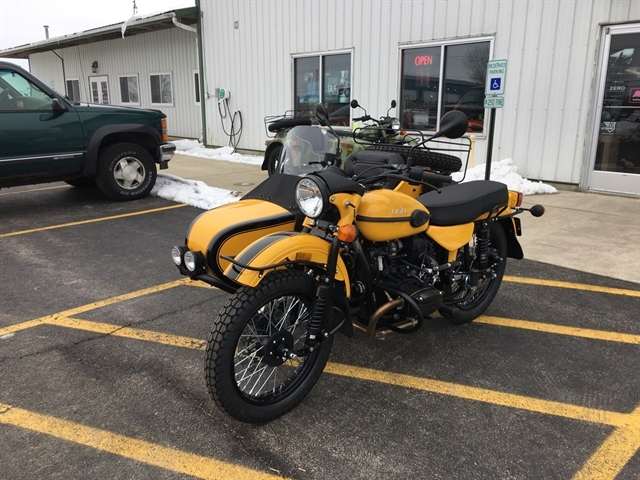 2020 Ural Gear-Up 750 at Randy's Cycle, Marengo, IL 60152