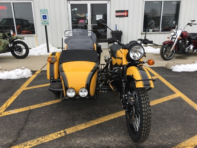 2020 URAL GEAR UP at Randy's Cycle, Marengo, IL 60152