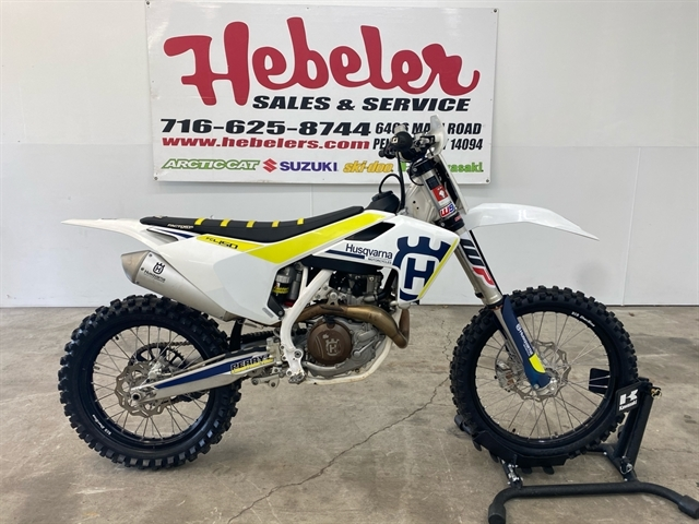 2017 Husqvarna FC 450 at Hebeler Sales & Service, Lockport, NY 14094