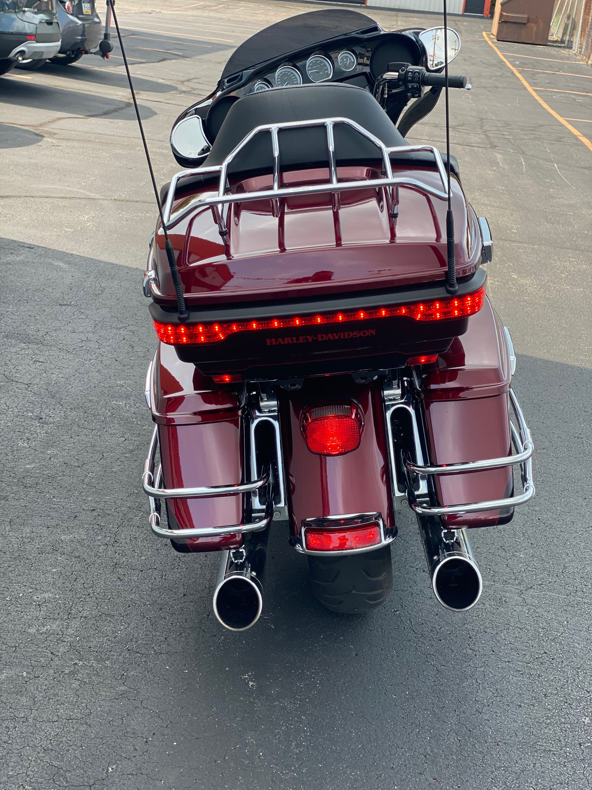 2014 Harley-Davidson Electra Glide Ultra Limited at Thunder Harley-Davidson