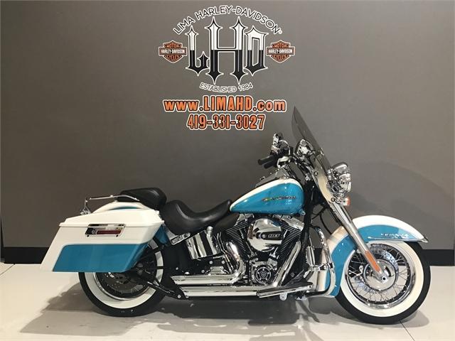 2017 Harley-Davidson Softail Deluxe at Lima Harley-Davidson