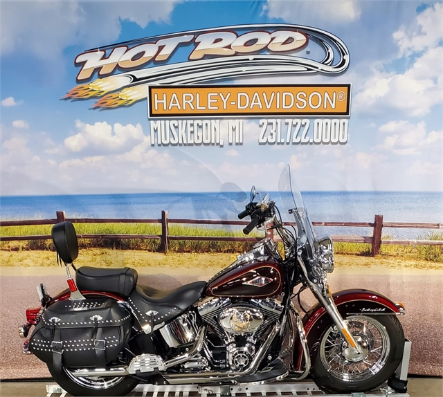 2015 Harley-Davidson Softail Heritage Softail Classic at Hot Rod Harley-Davidson