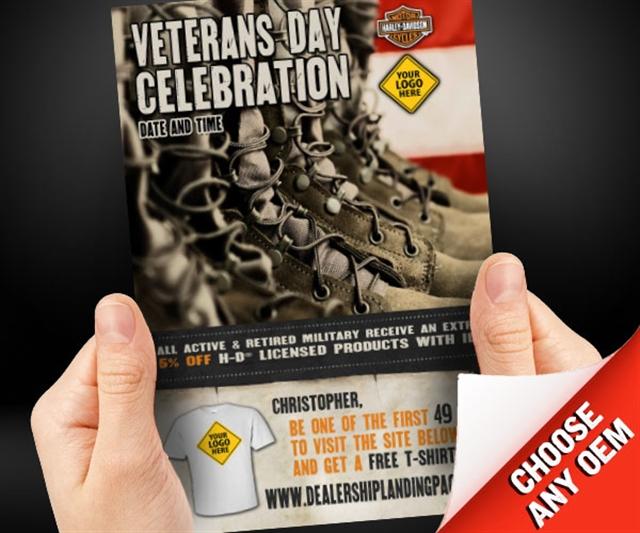 2018 Fall Veterans Day Celebration Powersports at PSM Marketing - Peachtree City, GA 30269