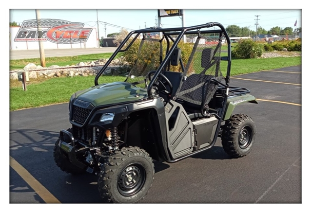 2021 Honda Pioneer 700 Base at Bay Cycle Sales