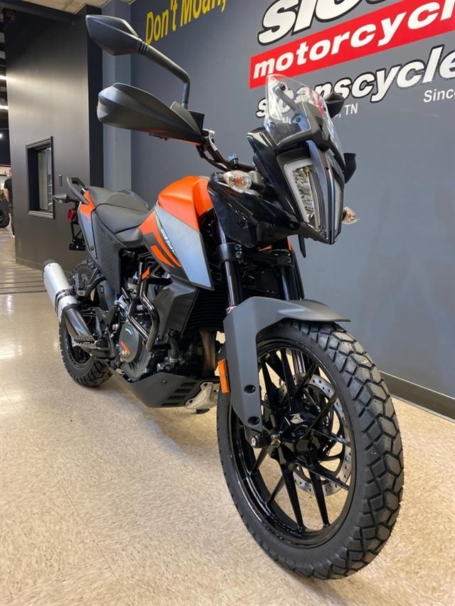 2020 KTM Adventure 390 at Sloans Motorcycle ATV, Murfreesboro, TN, 37129