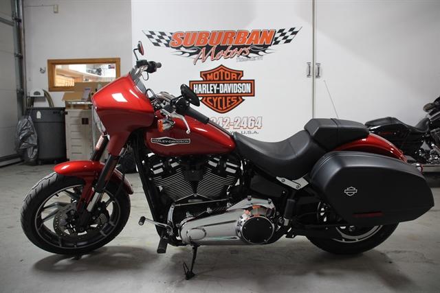 2019 Harley-Davidson Softail Sport Glide Sport Glide at Suburban Motors Harley-Davidson