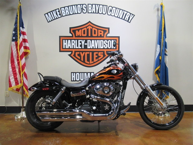 2011 Harley-Davidson Dyna Glide Wide Glide at Mike Bruno's Bayou Country Harley-Davidson