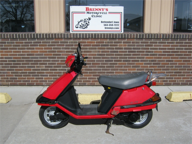 1986 Honda CH80 Elite at Brenny's Motorcycle Clinic, Bettendorf, IA 52722