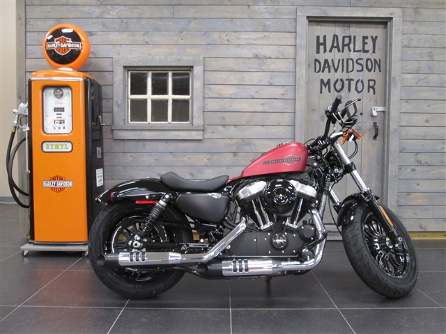 2019 Harley-Davidson Sportster Forty-Eight® at Hunter's Moon Harley-Davidson®, Lafayette, IN 47905