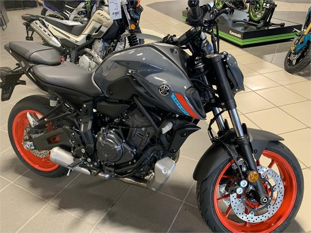 2021 Yamaha MT 07 at Star City Motor Sports