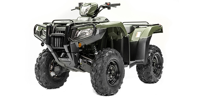 2020 Honda FourTrax Foreman Rubicon 4x4 Automatic DCT EPS at Nishna Valley Cycle, Atlantic, IA 50022