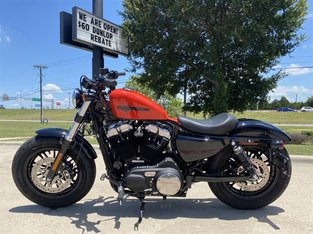 2020 Harley-Davidson Sportster Forty-Eight at Harley-Davidson of Waco