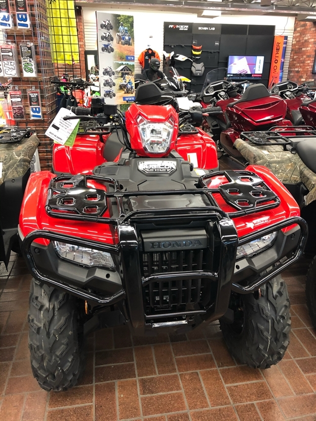 2021 HONDA TRX520FM6M at Wild West Motoplex