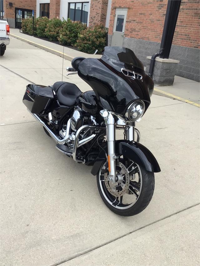 2015 Harley-Davidson Street Glide Base at Lima Harley-Davidson