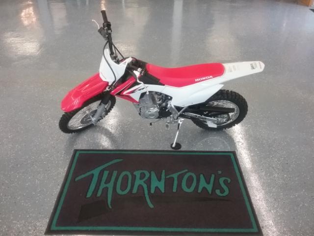 2018 Honda CRF 125F at Thornton's Motorcycle - Versailles, IN