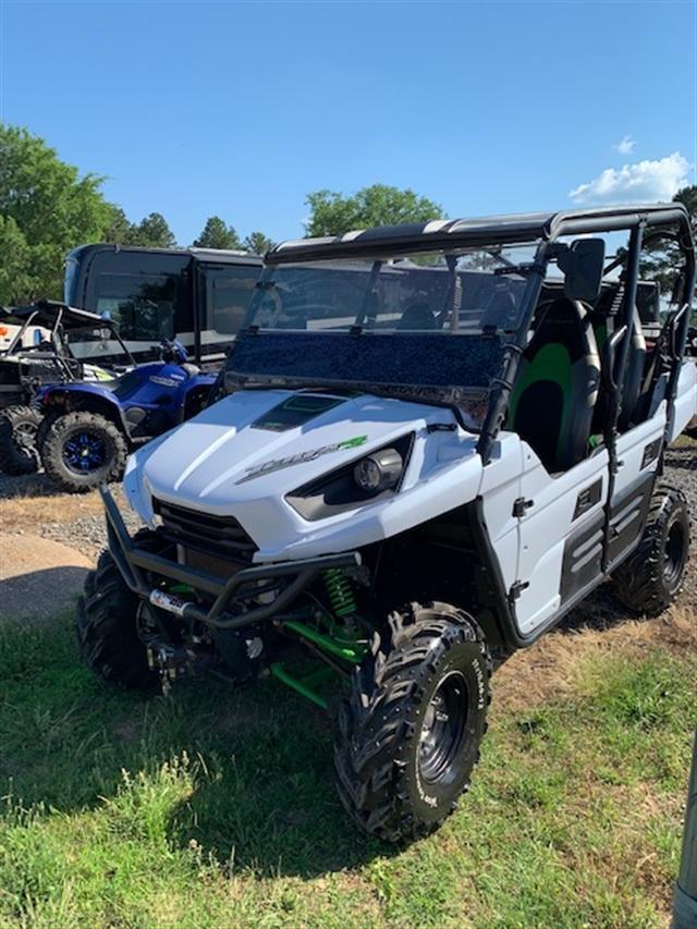 2015 Kawasaki Teryx4 LE at Campers RV Center, Shreveport, LA 71129