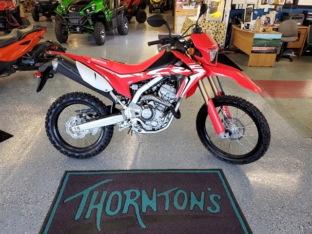 2019 HONDA CRF250L at Thornton's Motorcycle - Versailles, IN