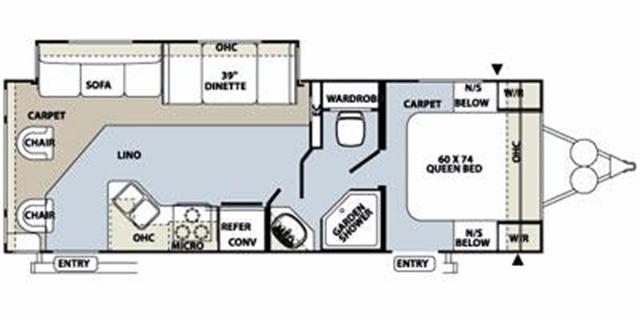 2014 Forest River Rockwood Ultra Lite 2604WS at Campers RV Center, Shreveport, LA 71129