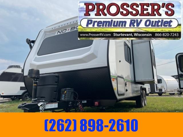 2021 Forest River No Boundaries NBT 19.6 NB196 at Prosser's Premium RV Outlet