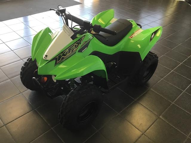 2021 Kawasaki KFX 90 at Champion Motorsports
