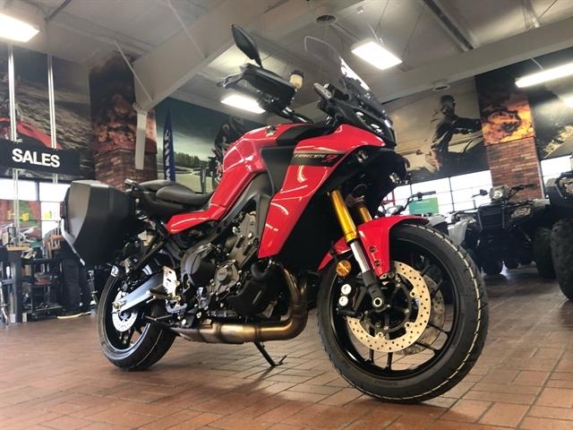 2021 Yamaha Tracer 9 GT at Wild West Motoplex