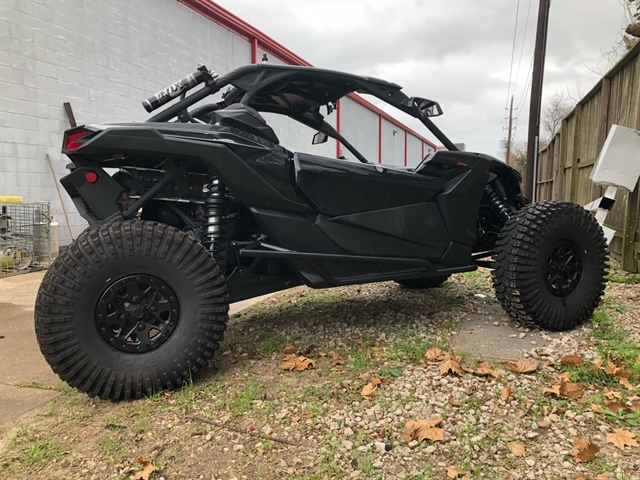 2017 Can-Am Maverick X3 X rs TURBO R at Wild West Motoplex